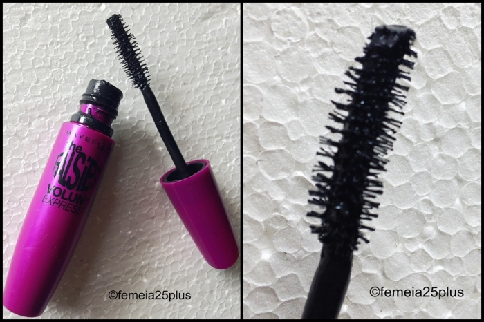 The Falsies Million Lashes de la Maybelline New York recenzie