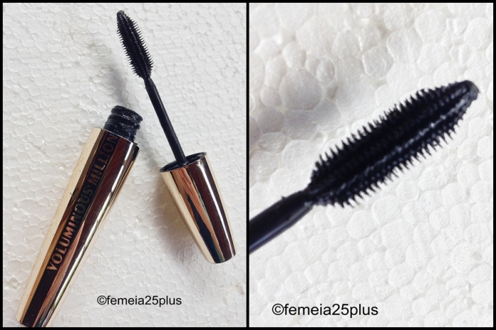 Volume Million Lashes de la Loreal Paris recenzie