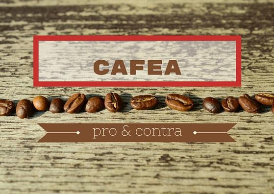pro sau contra cafea