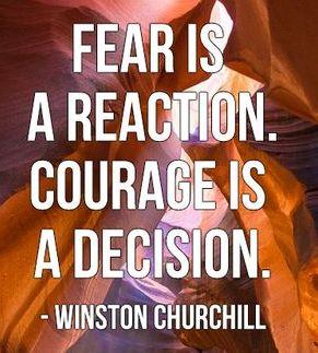 citat curaj
