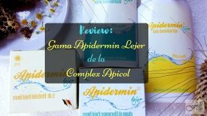 review: gama apidermin lejer de la complex apicol