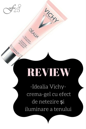 review idealia vichy crema gel