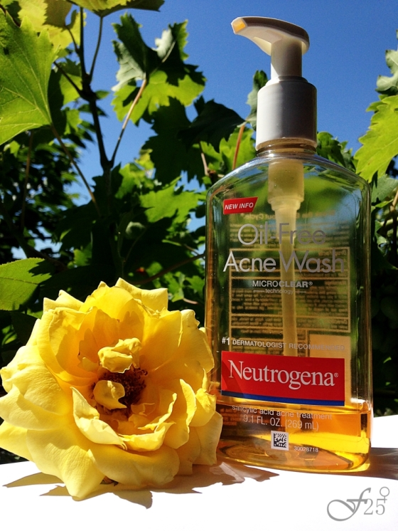 oil-free acnee wash neutrogena review