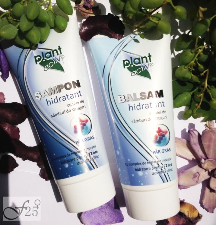 review sampon balsam ulei de struguri plant activ etera cosmetice