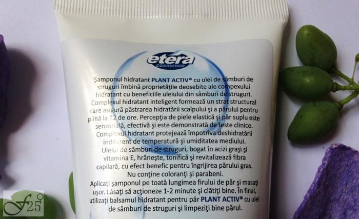 review SAMPON struguri plant activ etera cosmetice