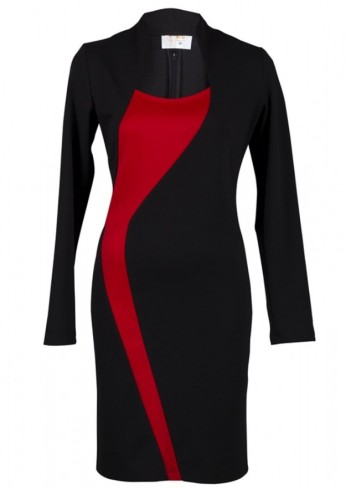 rochie-office-de-toamna-negru-cu-rosu-r022061-fata-992x1404