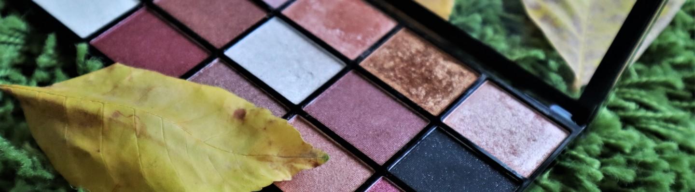 Paleta de farduri Makeup Revolution Reloaded
