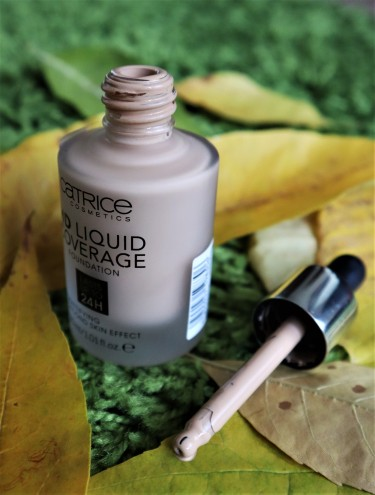 fond de ten Catrice HD Liquid Coverage